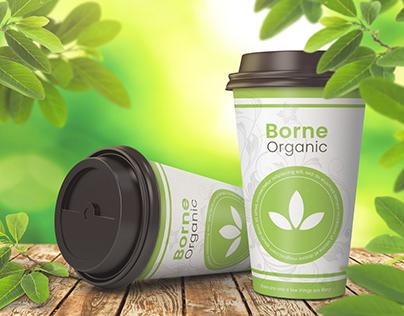 Organic Branding Set... and Heck, it's Organic!
