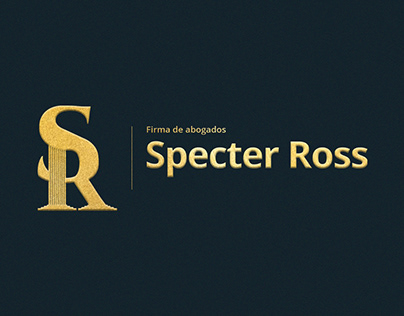 Specter Ross | Law firm branding (Suits)