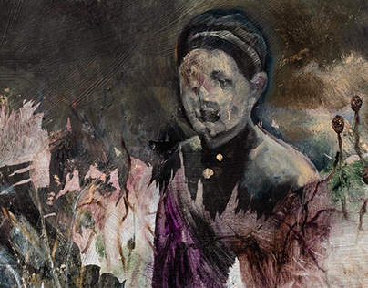 'The Black Curtain' series