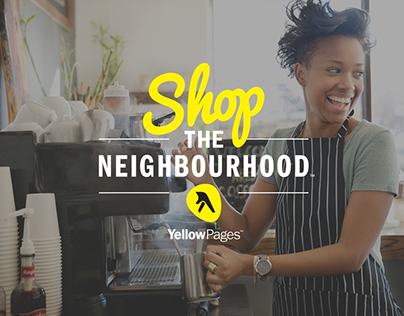Shop The Neighbourhood 2014 - Yellow Pages Canada