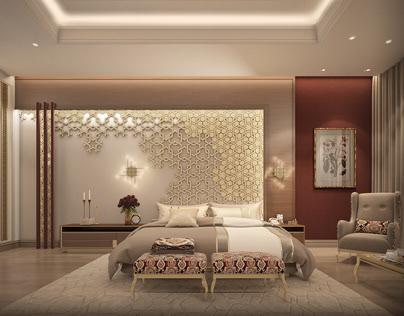 Masterbedroom &Livingroom