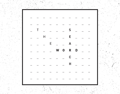 The WORDSEARCH Project