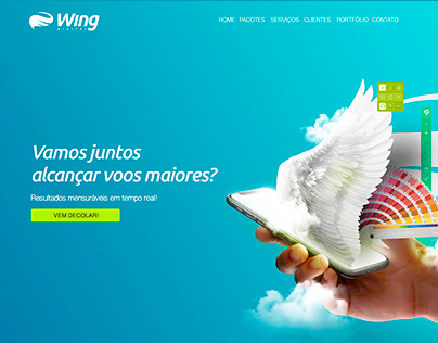 UI Design - Wing Digital