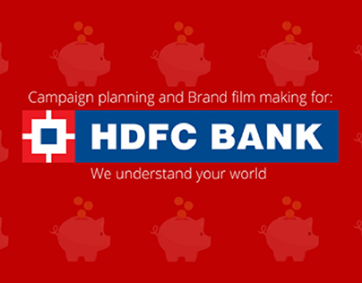 HDFC Campaign and brand film making