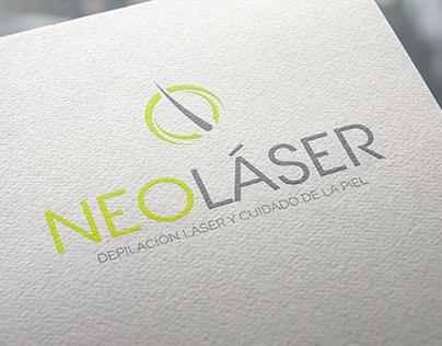 Diseño Logo | NEOLÁSER