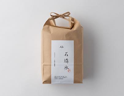 京都辻農園 Kyoto Tsuji Rice Farm Logo&Packaging Design