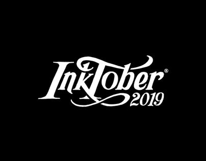 Inktober 2019 - Digital Art