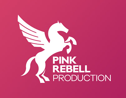 PINK REBELL PRODUCTION LOGO