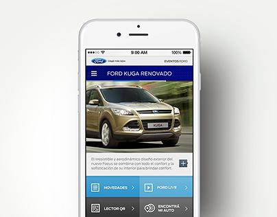 Ford _Mobile App