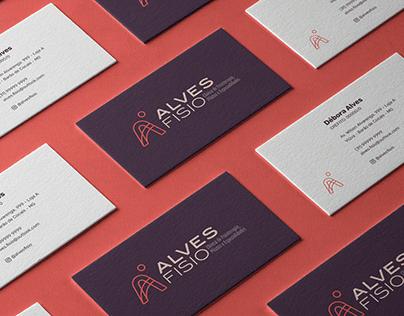 Alves Fisio | Brand Identity