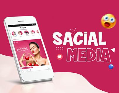 Social Media - Beauty