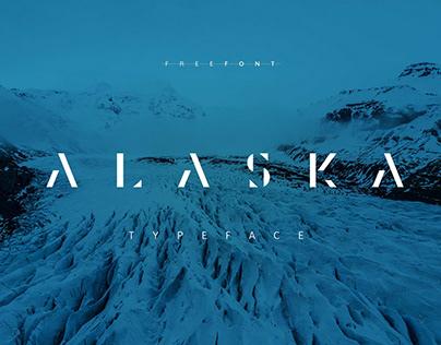 Alaska Free Font