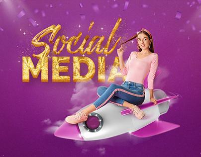 laser & beauty clinic social media