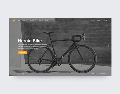 YGB — online bike-shop