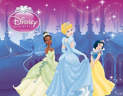 Disney by Heys USA Group - Princess_Kids Luggage