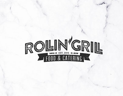 Rollin' Grill · Food & Catering