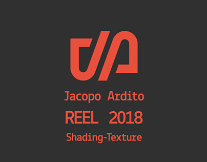 Texturing showreel 2018