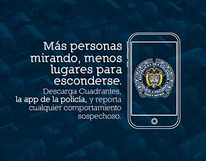 PRINT / POLICÍA NACIONAL DE COLOMBIA