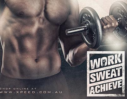 Xpeed Boxing Australia - Promotional Graphics