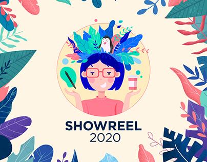Patrice Showreel 2020