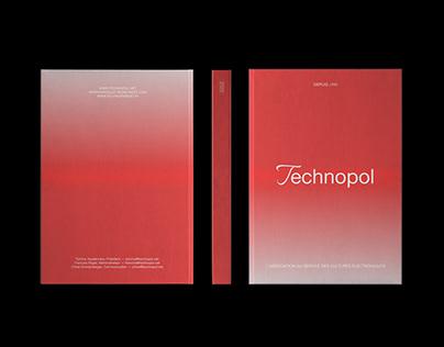 Technopol Presentation Editorial