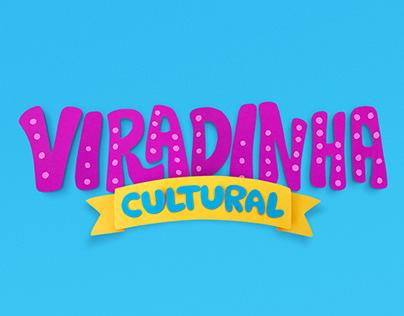 Viradinha Cultural 2018 - Proposta Paper Toy