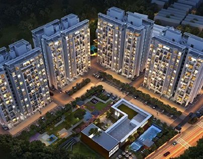 Apartments In 32 Pinewood Drive and Legacy Bliss Pune.
