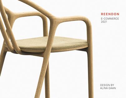 REENDON — modern furniture store