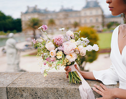 Bouquets de Mariées par Peonies