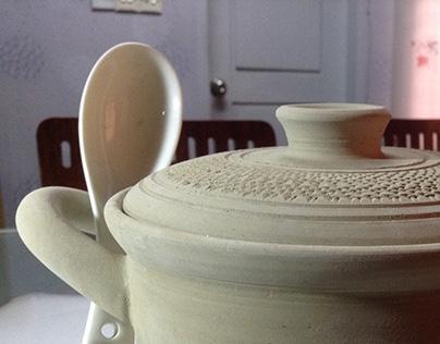 Soup Bowl (Handmade)