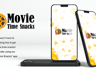 """A Snack Ordering App """" Movie Time Snacks"""" - Case Study"""