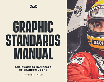 Brandon Moore: Graphic Standards Manual