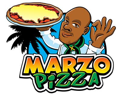 Marzo Pizza Logo