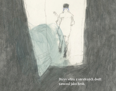 Banshee (a picture book)