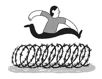 mental health illustrations
