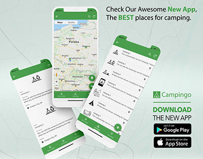 Campingo App