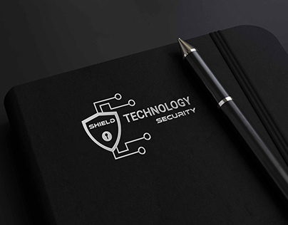 Technology Secure Logo Design