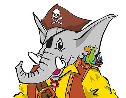 Jumbo, Children's Character