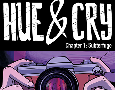 Hue & Cry: Subterfuge #1