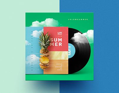 Slow Summer - Social Media / Music / Party