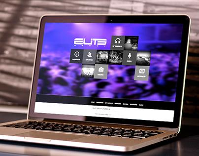 Elite Group Venezuela WebSite