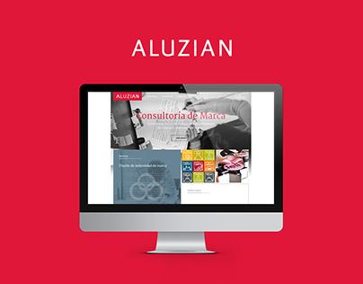 ALUZIAN WEB SITE