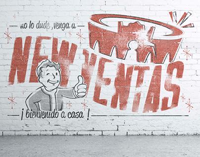 Fallout New Ventas