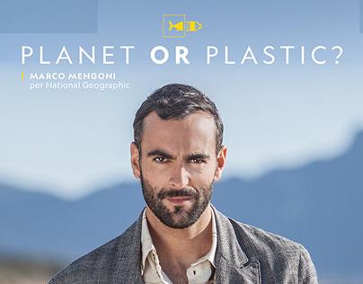 PLANET OR PLASTIC? Italian Campaign
