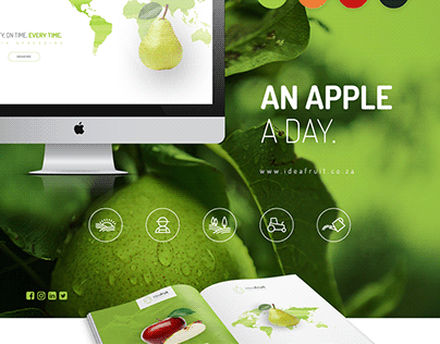 IdeaFruit New Brand Theme Concept