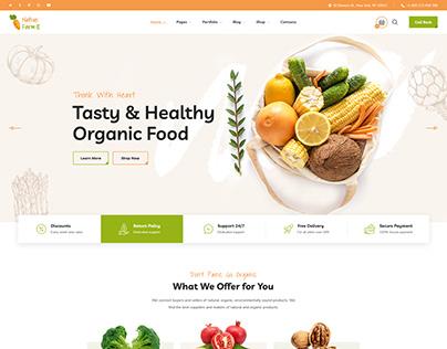 Native Farm - Organic & Healthy Food