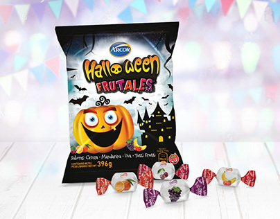 Caramelos frutales Arcor