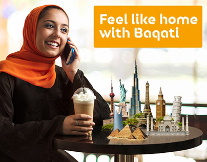 Omantel - Feel Like Home