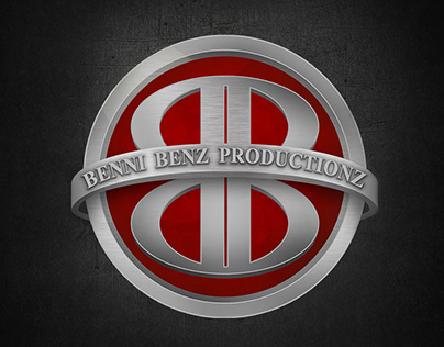 Benni Benz Productions | Emblem Logo