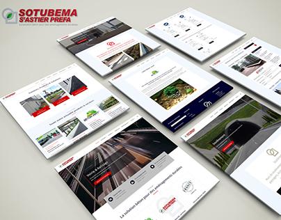 Site Internet SOTUBEMA